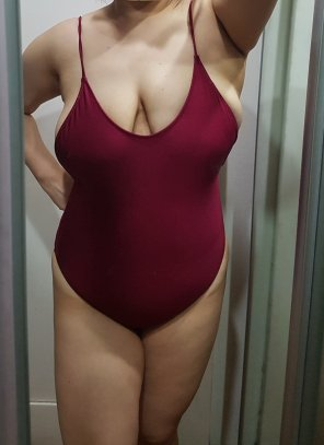 amateur photo Swimsuit shopping: yay or nay?
