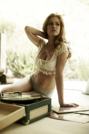 amateur photo Isla Fisher