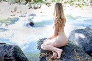 Channeling my inner mermaid