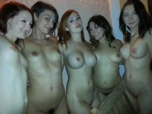 amateur photo Crazy Ladies