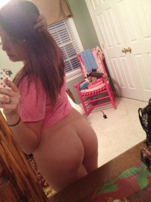 amateur photo Who wants this ass!!
