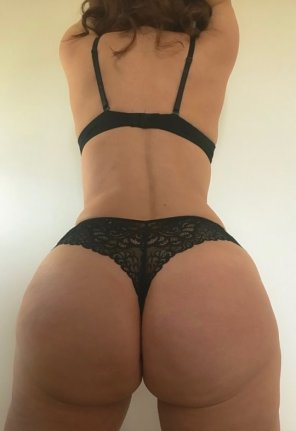 amateur photo Big ol booty