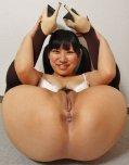 amateur photo Asian anus