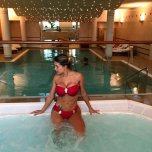 amateur photo Luxury hotel with a luxury ...