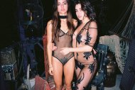 Lauren Jauregui with her girlfriend Lucy Vives