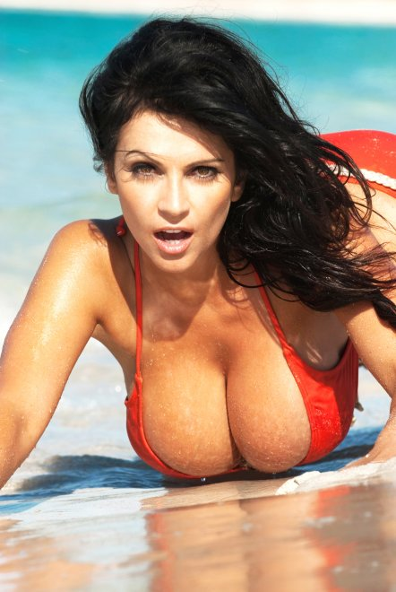 Denise Milani Porn Photo