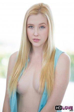 amateur photo Cute blonde