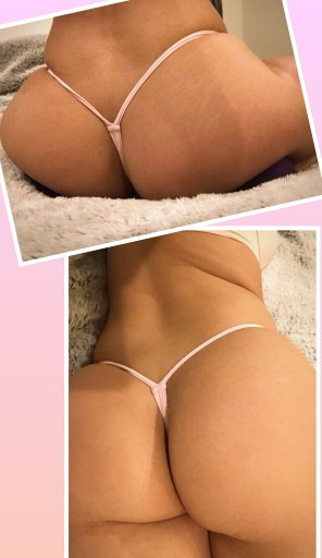 amateur photo This is how I wake up 🍑
