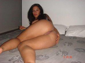 amateur photo Latina Ass