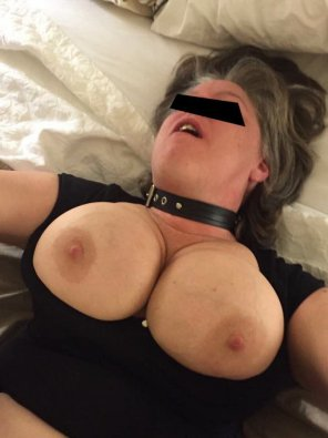 amateur photo Boobs for my Master