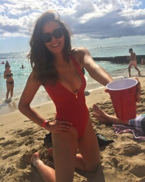 amateur photo Red Solo Cup