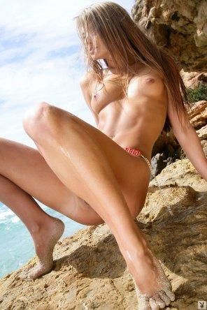 amateur photo Bikini Babe