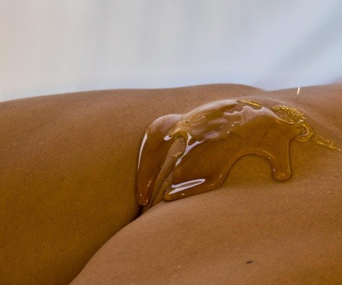 Honey Porn Photo
