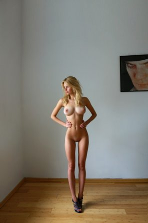 amateur photo Rubia