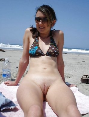 amateur photo Bottomless Beach