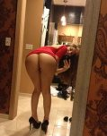 amateur photo Checking out her sexy ass
