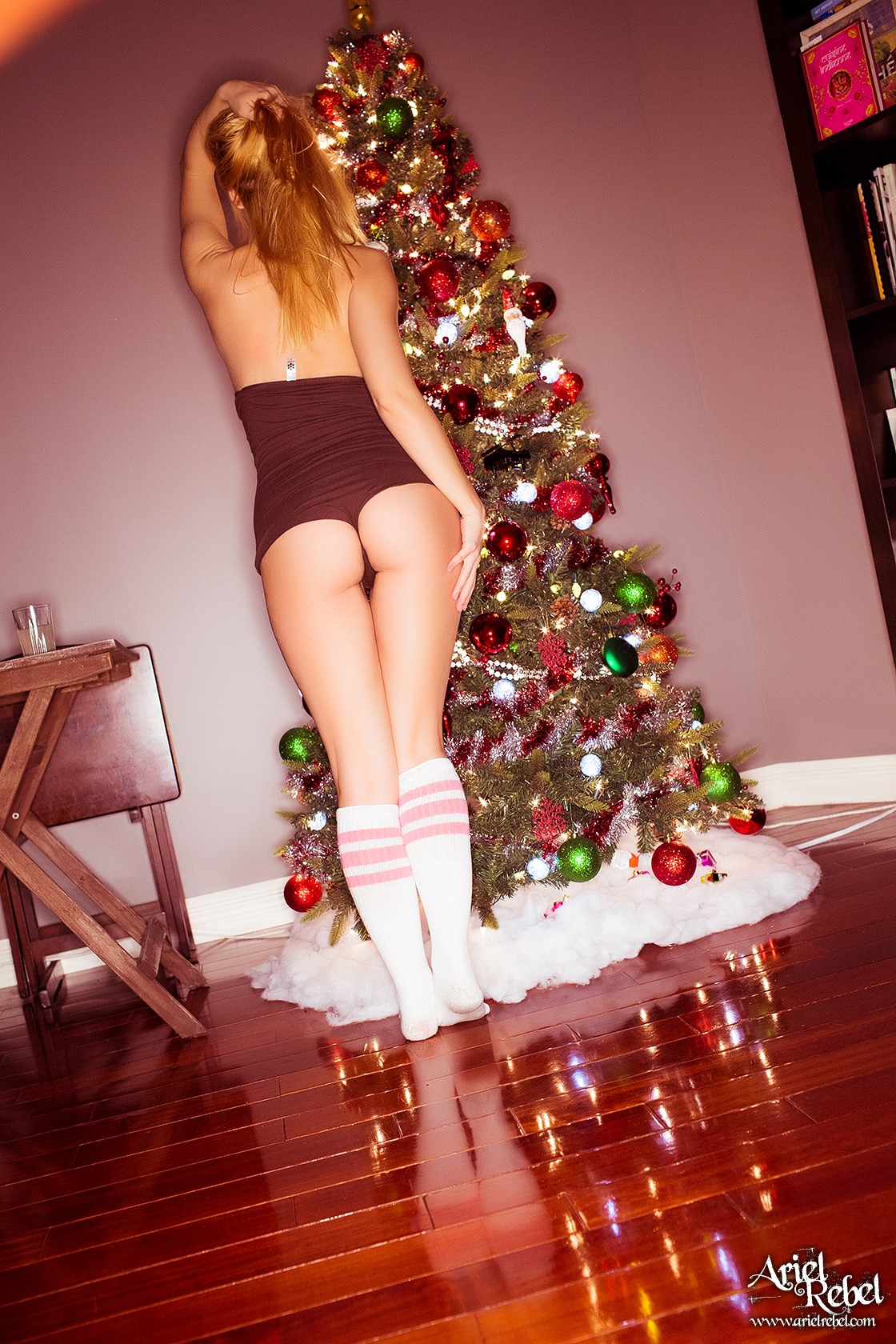 Christmas Spirit Porn