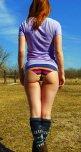 amateur photo Dat gap