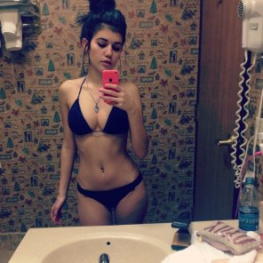 amateur photo Bad bikini