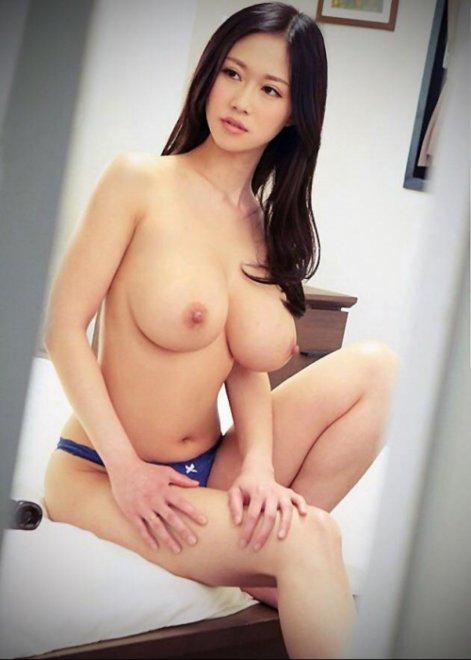 Blue panties, big tits Porn Photo