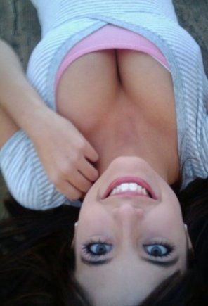 amateur photo Upside down