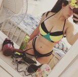 amateur photo Busty bikini
