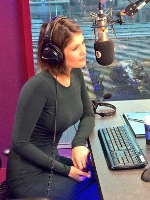 amateur photo On the radio
