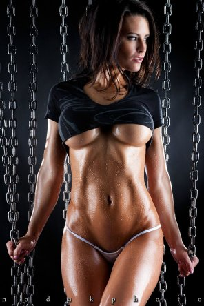 amateur photo Sweat and chains