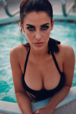 amateur photo Jessica Lowndes