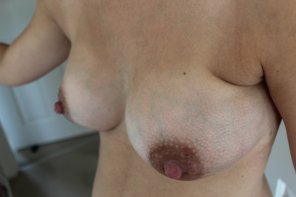 amateur photo Perfect nipples