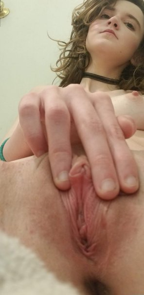 amateur photo i've always been really self-conscious of my labia, but i'm trying to get over it