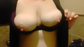 amateur photo My tits are..the tits!!