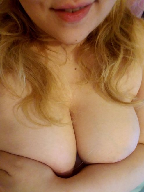 am i enough [f]or you to squeeze? Porn Photo