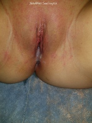 amateur photo Rode hard and put away wet and dripping. [F]eeling great
