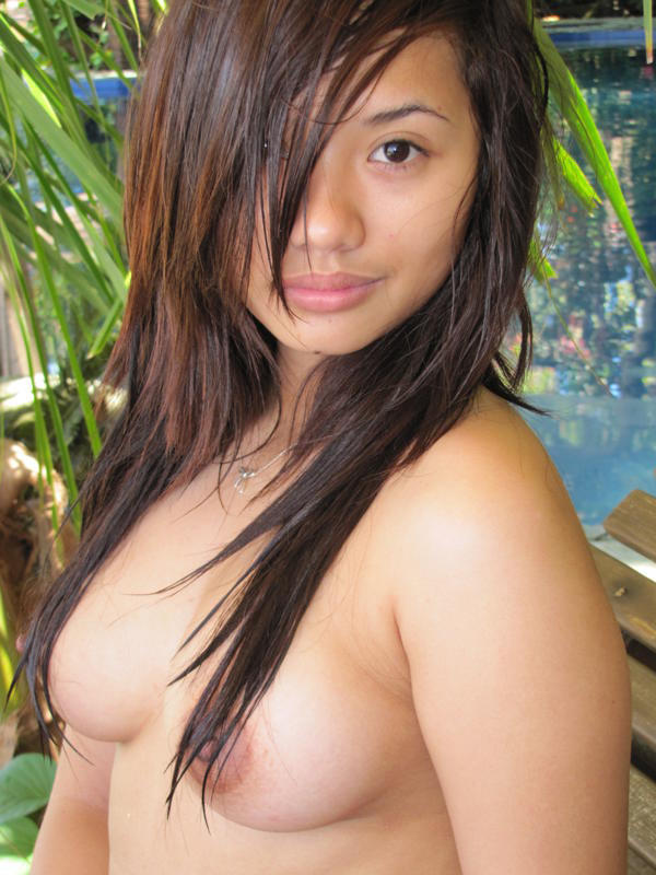 Naked beautiful pinay