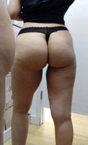 amateur photo Submissive Slut is having a great ass day!