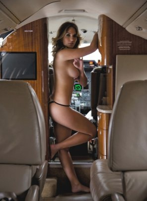 amateur photo Just plane naked