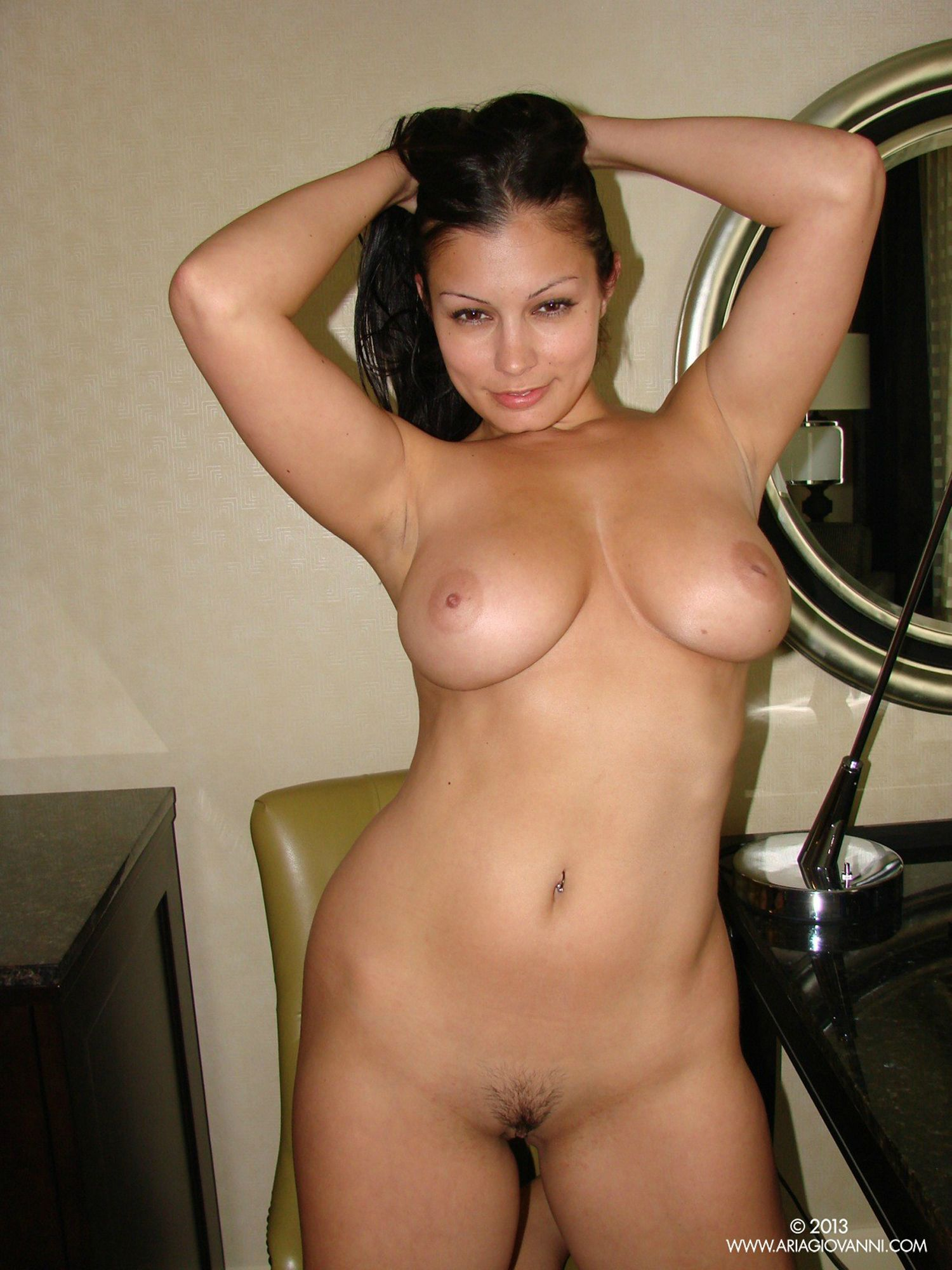 image Aria giovanni stunning body in one of her first photo shoots