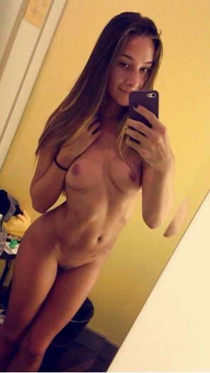 amateur photo Naked selfie