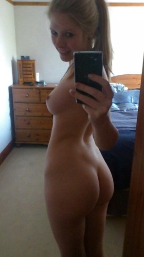amateur photo Beautiful Backside