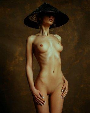 amateur photo Cool hat