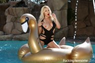 Kylie Page And the Golden Swan