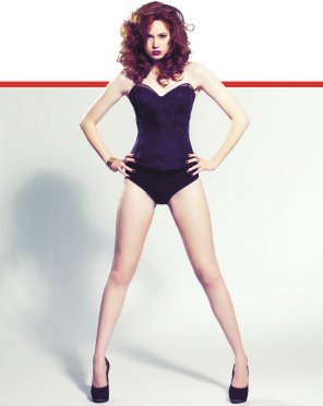 amateur photo Gotta love Karen Gillan...