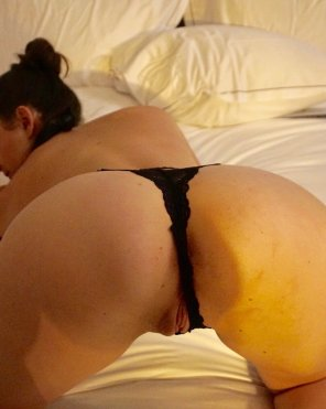 amateur photo Wife down, ass up