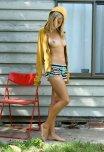 amateur photo Outdoor blonde