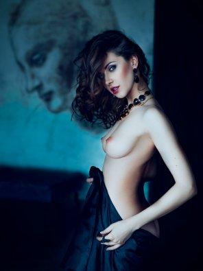 amateur photo Olga Alberti
