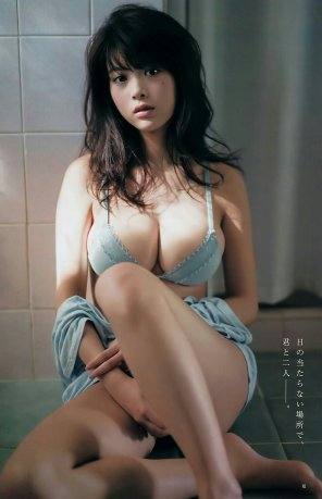 amateur photo Fumika Baba
