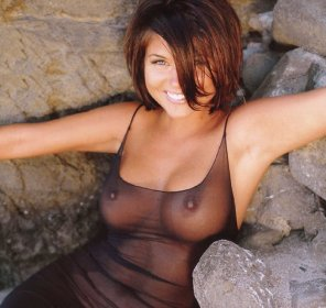amateur photo Tiffany Amber Thiessen