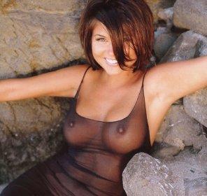 amateur photo Tiffany Amber Thiessen