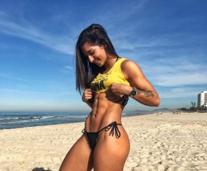 amateur photo Dominique Aquino